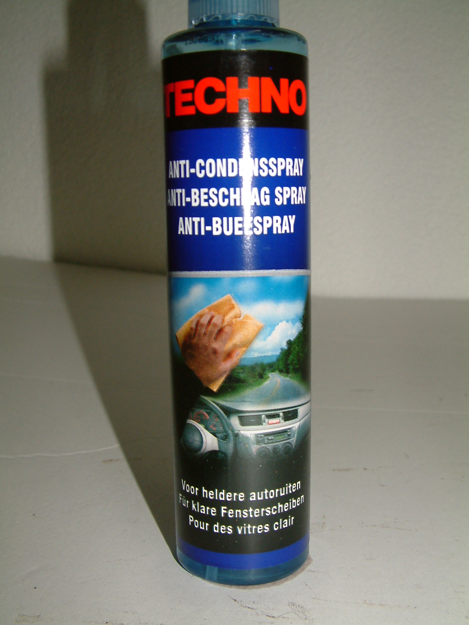 Techno anti condens spray
